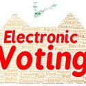What Is Involved In The Electronic Voting Process