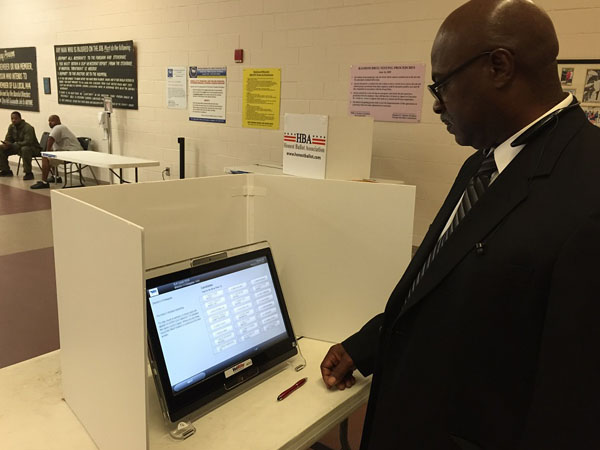 Voting Machine Rentals